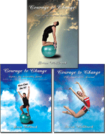 Get your Courage to Change Book and Journal Today